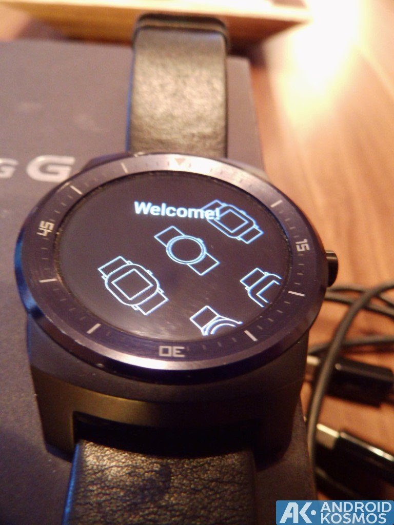 "Test / Review: LG G Watch R Smartwatch - ""Eine absolut runde Sache"" 8"