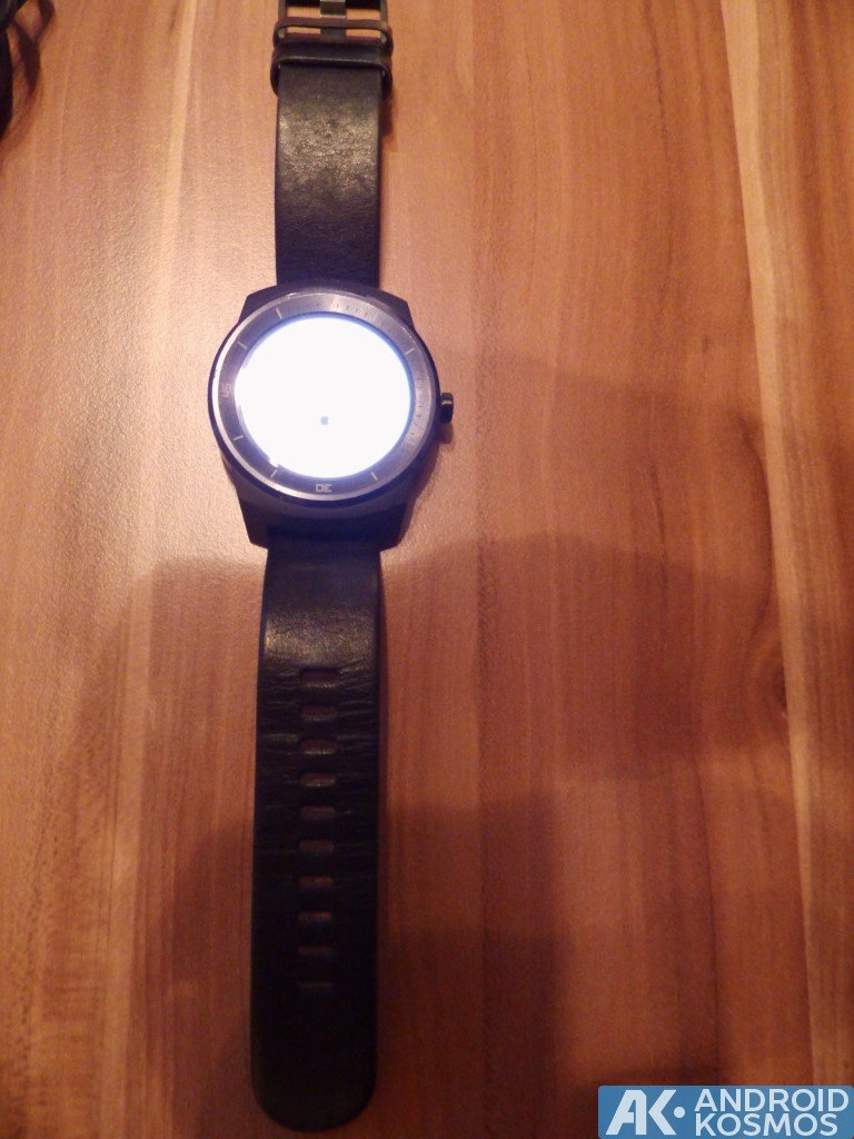 "Test / Review: LG G Watch R Smartwatch - ""Eine absolut runde Sache"" 11"