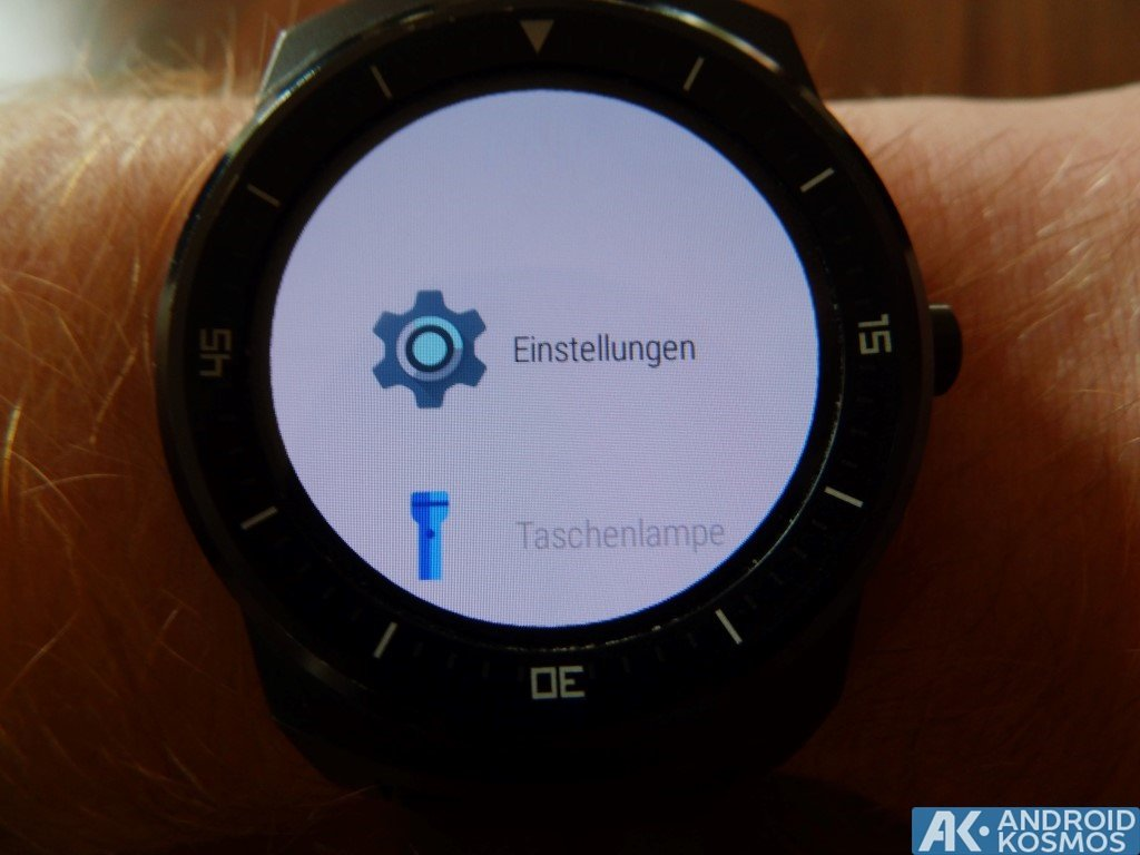"Test / Review: LG G Watch R Smartwatch - ""Eine absolut runde Sache"" 40"