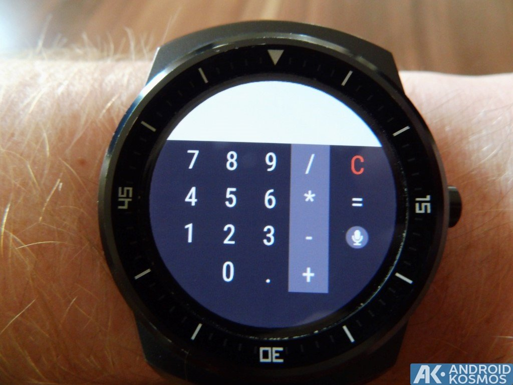 "Test / Review: LG G Watch R Smartwatch - ""Eine absolut runde Sache"" 42"
