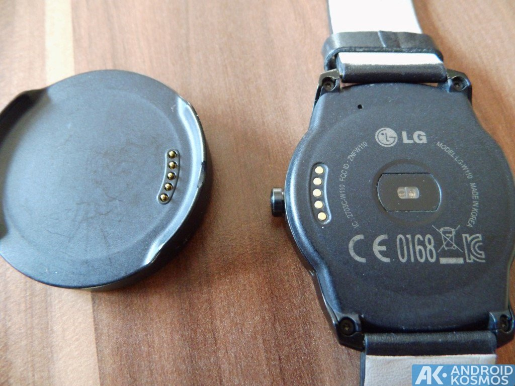 "Test / Review: LG G Watch R Smartwatch - ""Eine absolut runde Sache"" 15"