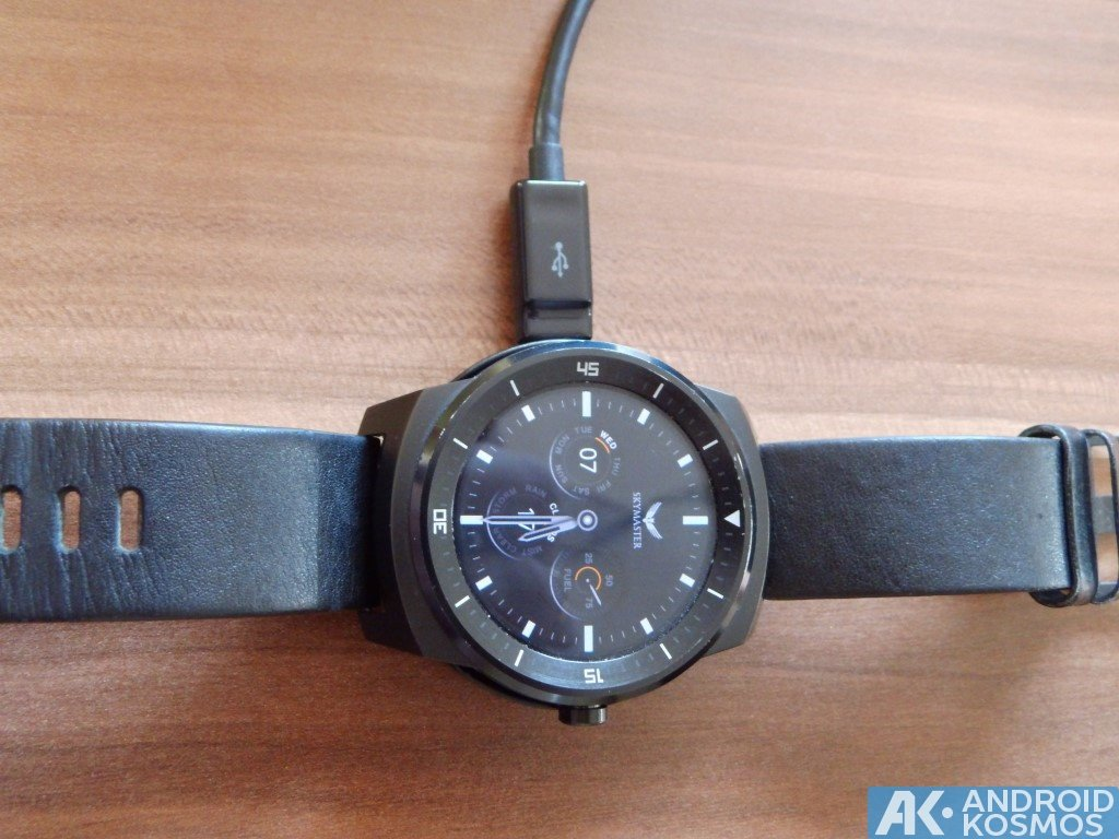 "Test / Review: LG G Watch R Smartwatch - ""Eine absolut runde Sache"" 18"