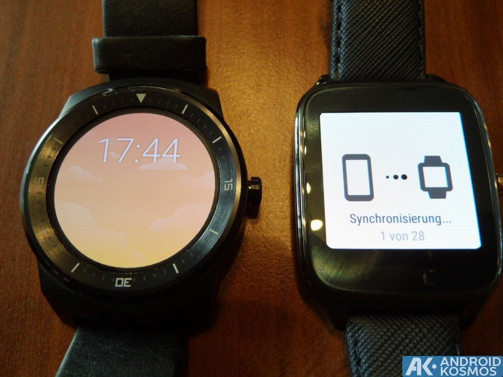 "Test / Review: LG G Watch R Smartwatch - ""Eine absolut runde Sache"" 25"