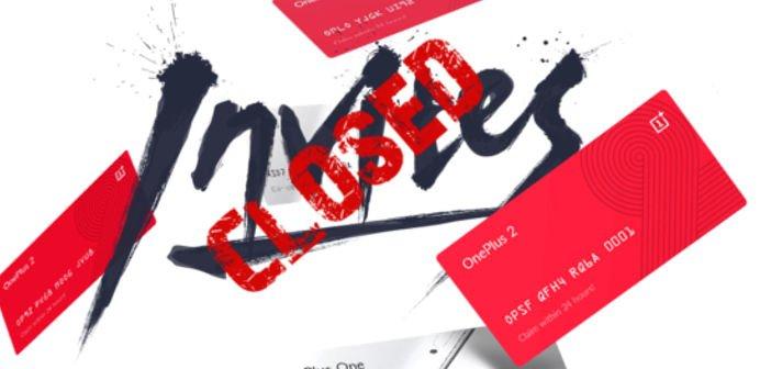 OnePlus schließt die Einladungsliste für das OnePlus Two 2