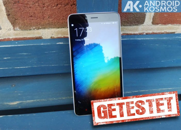 Test / Review: Xiaomi Redmi Note 2 - das Preisbrecher Smartphone mit unboxing Video 3