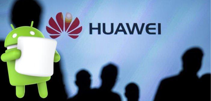 AndroidKosmos | Huawei / Honor: Diese Geräte sollen das Update auf Android 6.0 Marshmallow bekommen 3