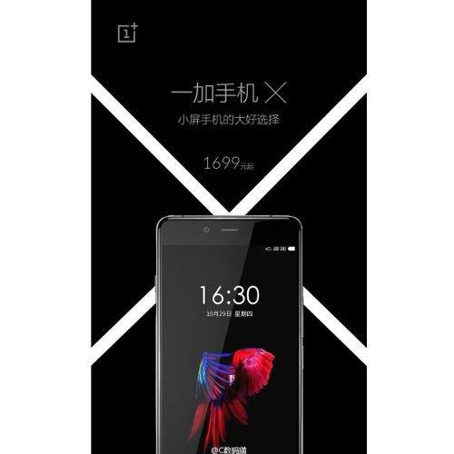 OnePlus X/Mini: Preis und Spezifikationen geleakt 2