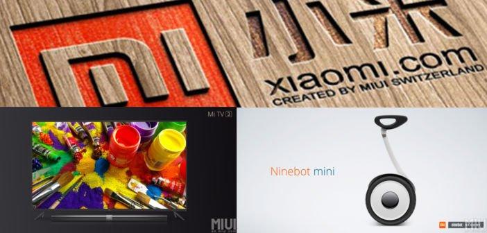 Xiaomi stellt Mi TV 3, Soundbar, Subwoofer, Mi TV Box und eigenen Ninebot (Art Segway) offiziell vor 8