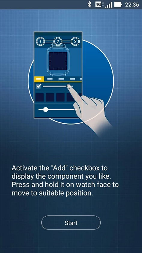 ZenWatch Watchface/Designer-App von ASUS veröffentlicht 1
