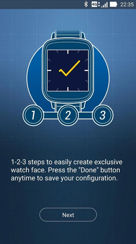 ZenWatch Watchface/Designer-App von ASUS veröffentlicht 3