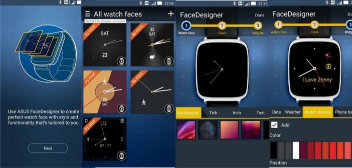 ZenWatch Watchface/Designer-App von ASUS veröffentlicht 10