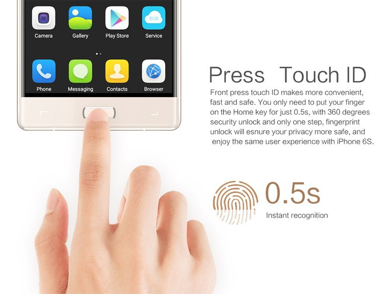 Elephone_Fingerprint