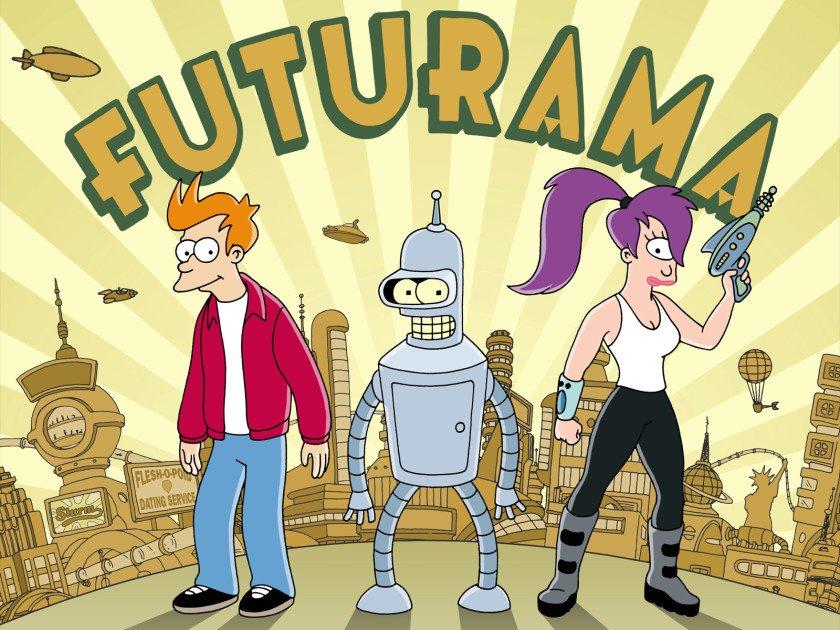 """Futurama kommt als Spiel """"Release the Drones"""" zurück 1"""
