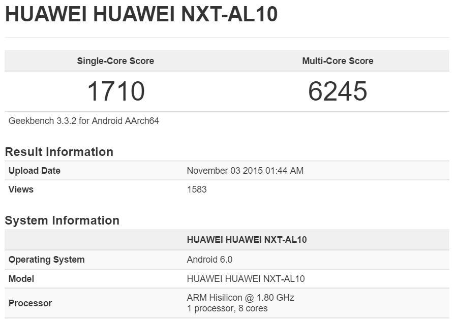 Huawei-Benchmark-GFX