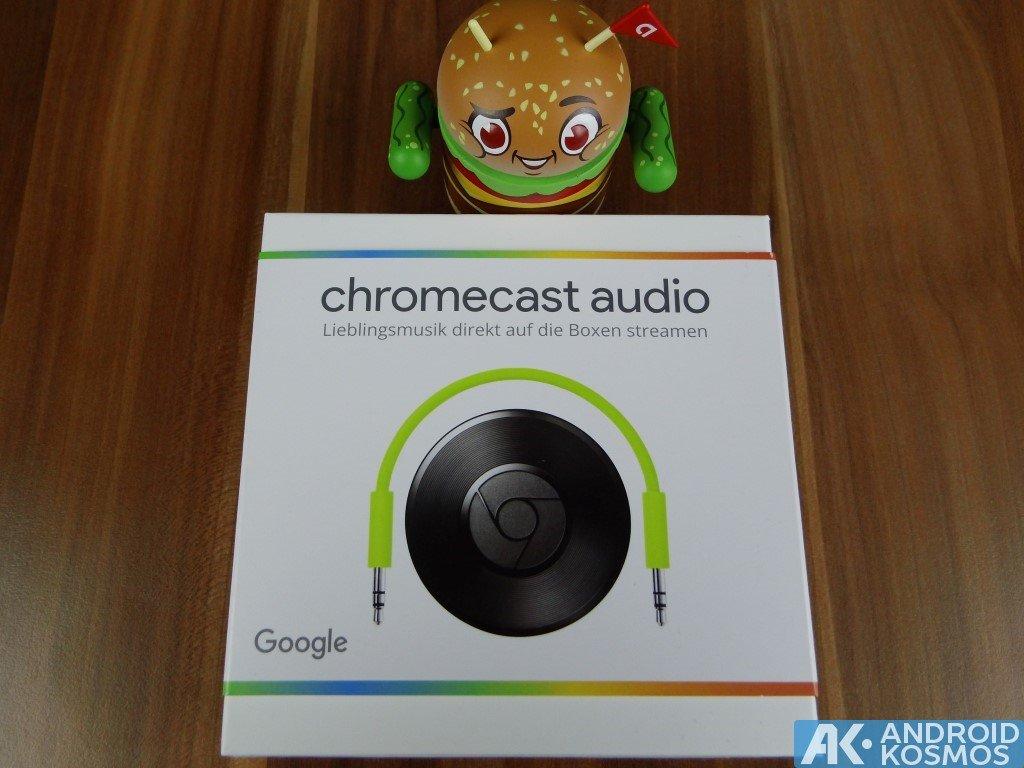 Anleitung/Test: Chromecast Audio macht alte Stereo-Anlagen wieder smart 1