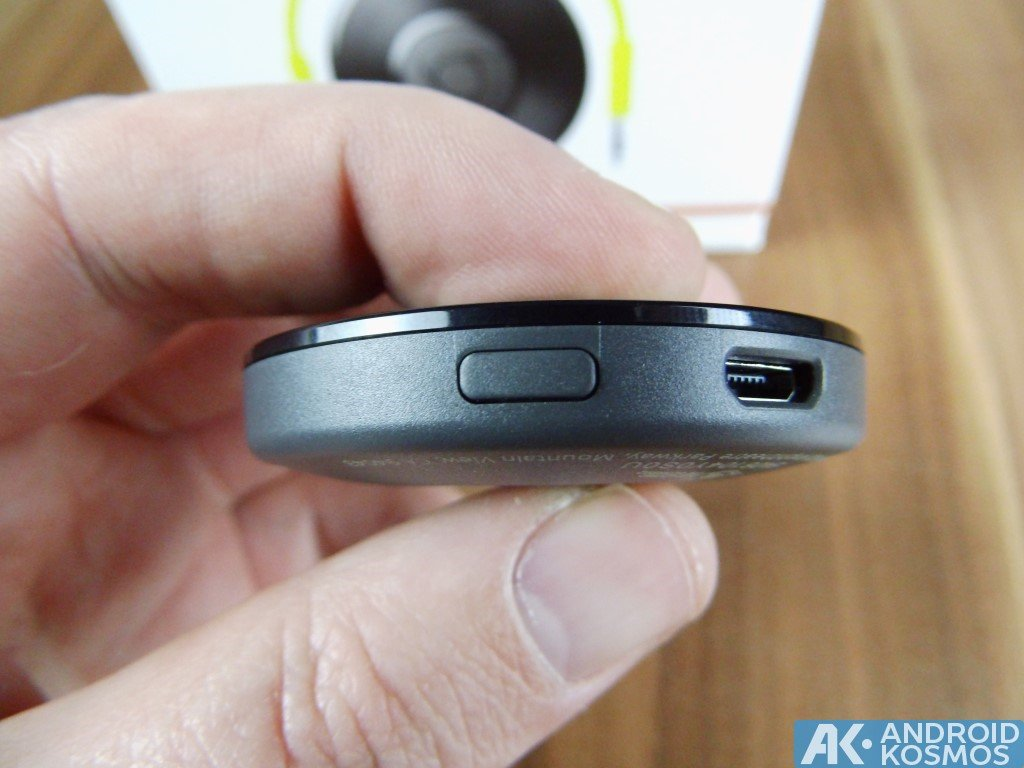 Anleitung/Test: Chromecast Audio macht alte Stereo-Anlagen wieder smart 12