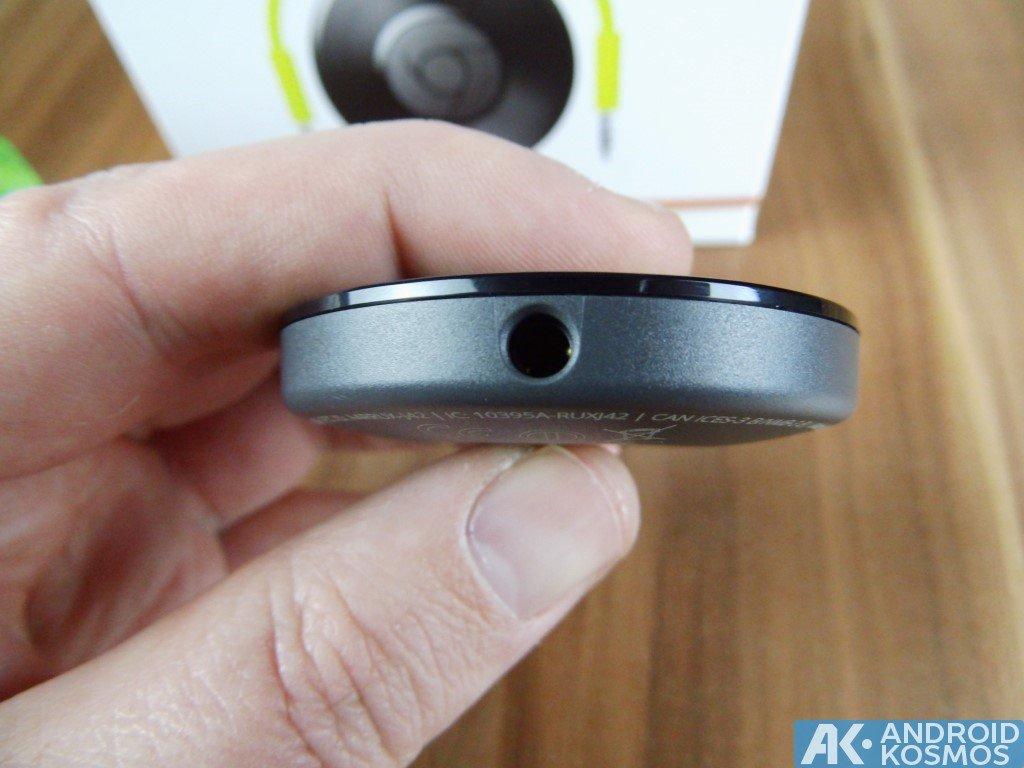 Anleitung/Test: Chromecast Audio macht alte Stereo-Anlagen wieder smart 13