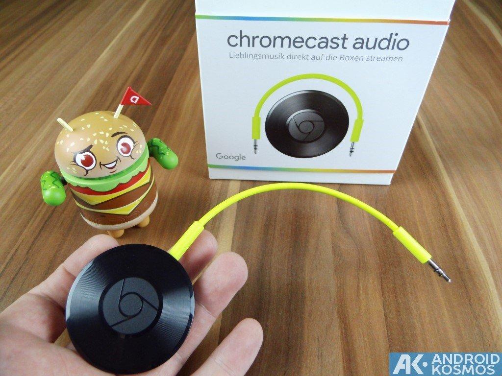 Anleitung/Test: Chromecast Audio macht alte Stereo-Anlagen wieder smart 14