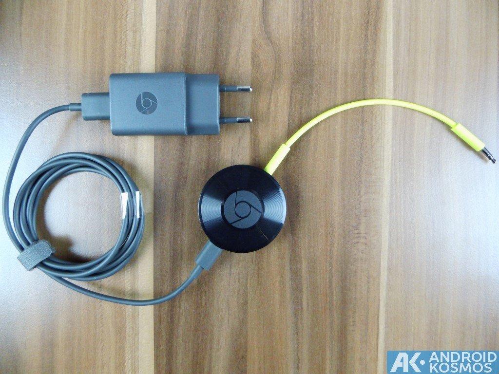 Anleitung/Test: Chromecast Audio macht alte Stereo-Anlagen wieder smart 21
