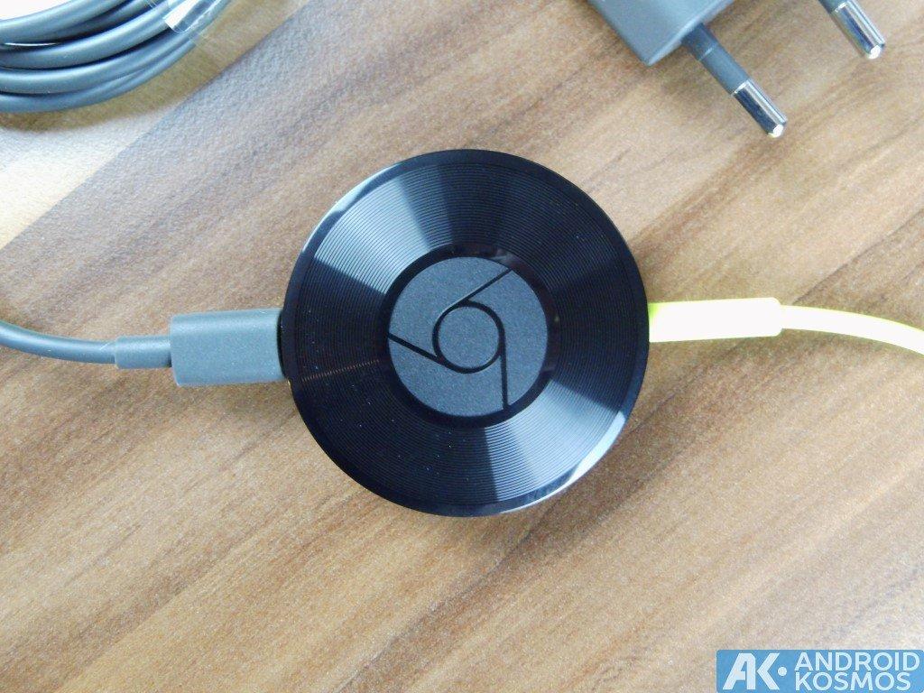 Anleitung/Test: Chromecast Audio macht alte Stereo-Anlagen wieder smart 22