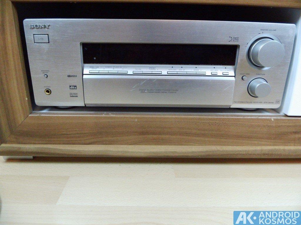 Anleitung/Test: Chromecast Audio macht alte Stereo-Anlagen wieder smart 40
