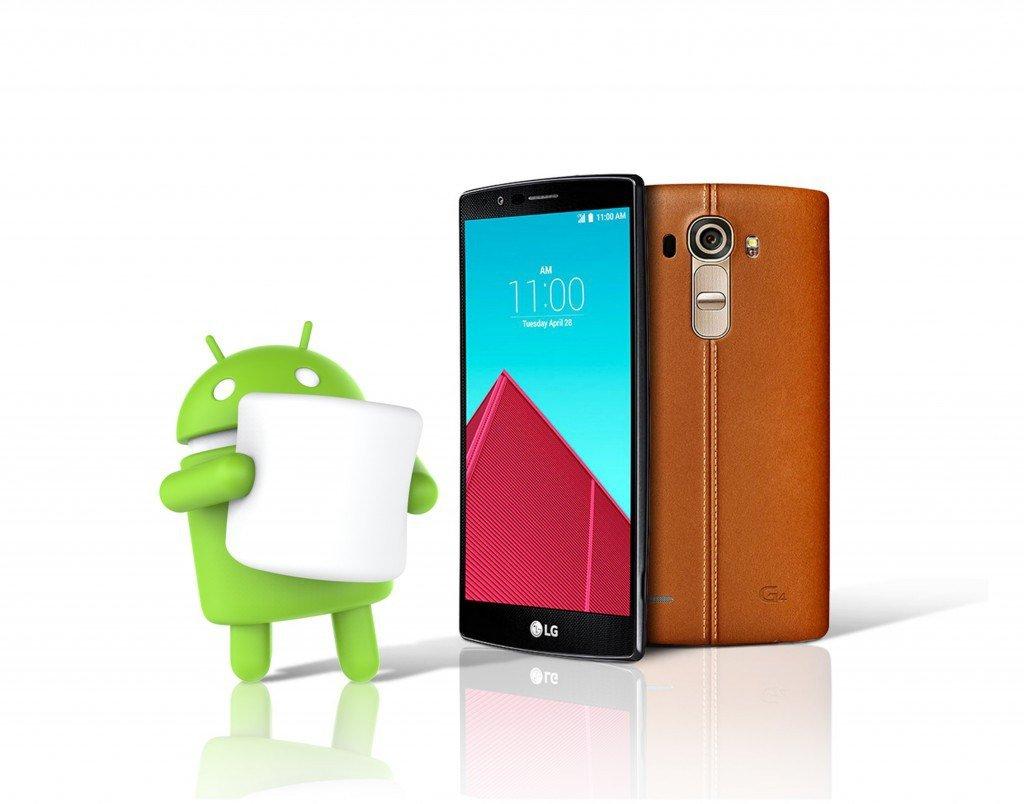 LG G4: Rollout für das Android 6.0 Marshmallow Update wurde gestartet 1