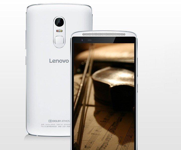 Lenovo Vibe X3 Smartphone erscheint in drei unterschiedlichen Versionen 1