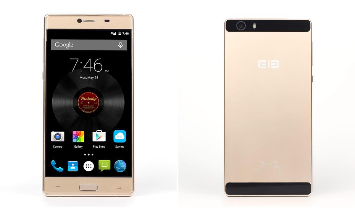 Elephone M2: 5,5 Zoll Smartphone aus Metall erhältlich und bald mit FlymeOS 1