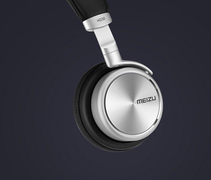 Meizu stellt edle eigene HD50 Over-Ear Kopfhörer vor 7