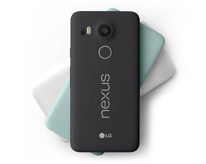 Nexus 5X ab jetzt im deutschen Google Play Store erhältlich