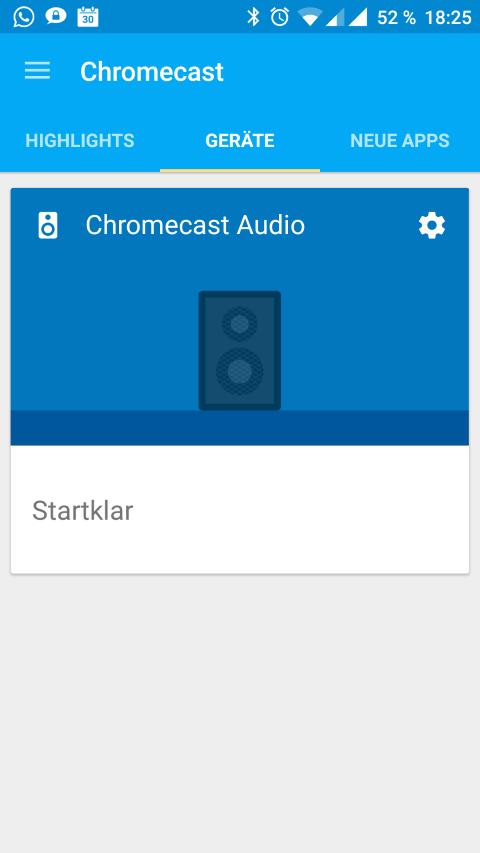 Anleitung/Test: Chromecast Audio macht alte Stereo-Anlagen wieder smart 37
