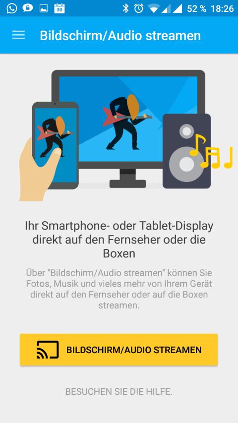 Anleitung/Test: Chromecast Audio macht alte Stereo-Anlagen wieder smart 36