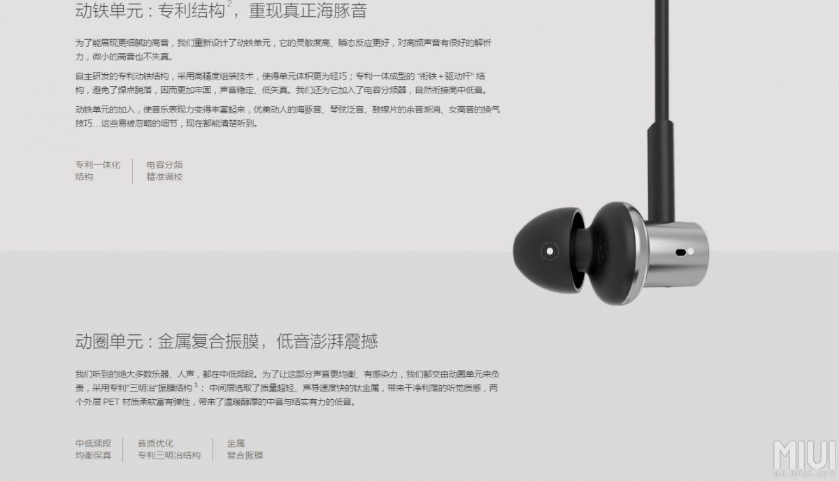 Xiaomi hybrid In-Ear_3