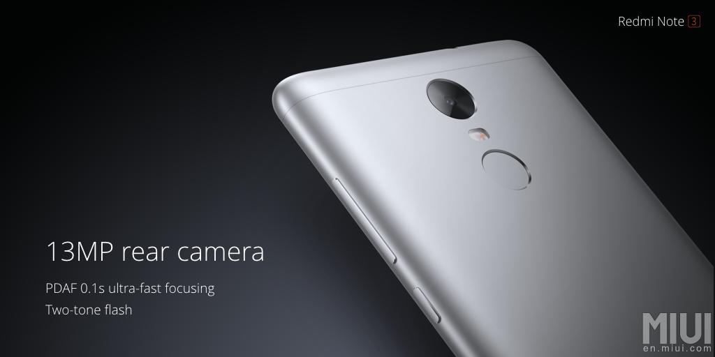 Xiaomi Redmi Note 3 offiziell vorgestellt - alle Daten und Bilder 8