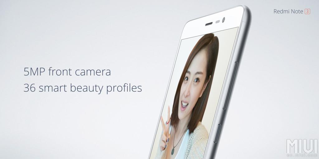 Xiaomi Redmi Note 3 offiziell vorgestellt - alle Daten und Bilder 9