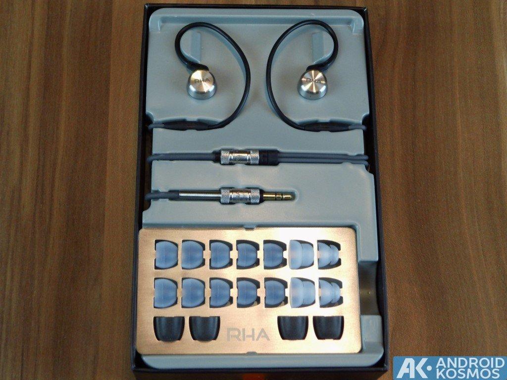 Test / Review: RHA MA750 - die Premium In-Ear Kopfhörer aus Schottland 21
