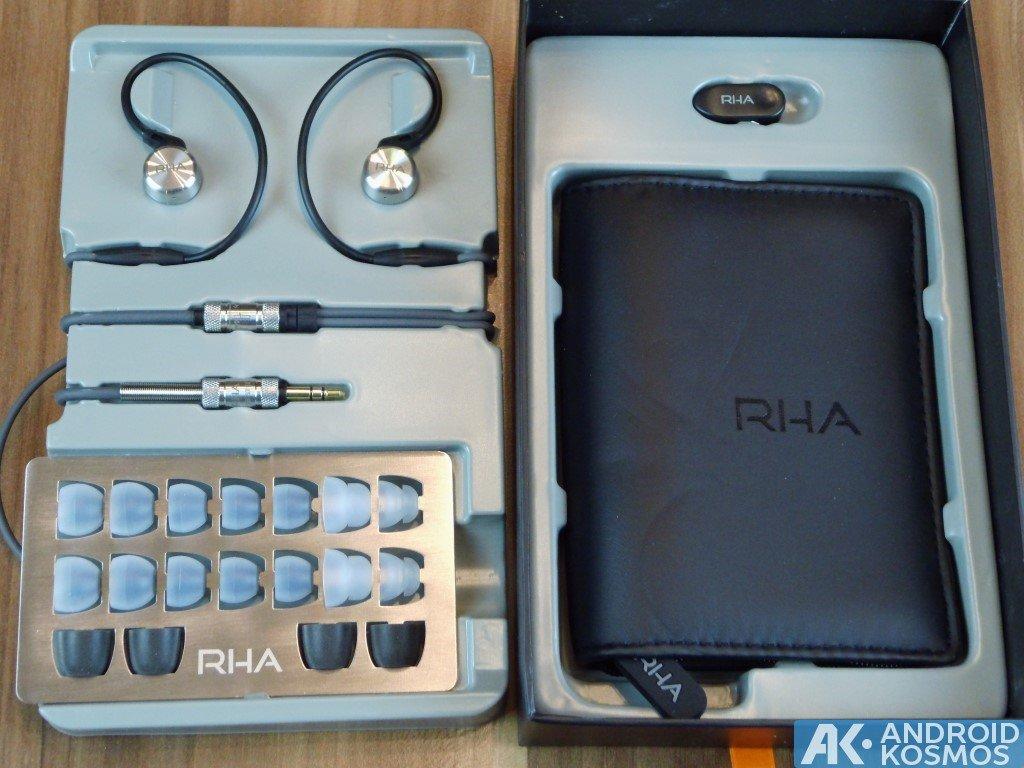 Test / Review: RHA MA750 - die Premium In-Ear Kopfhörer aus Schottland 22