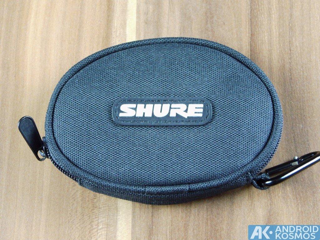 Test / Review: SHURE SE215 - In-Ear Kopfhörer mit dynamischen Bass 1