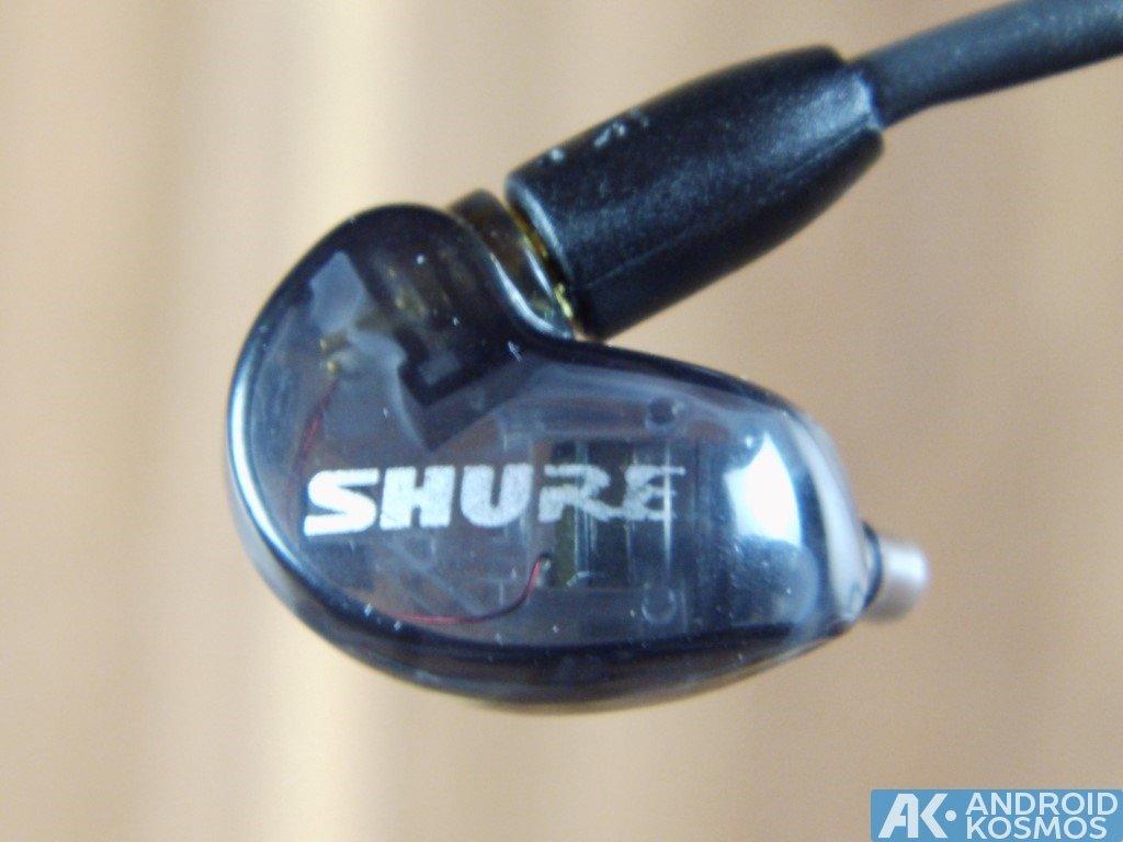 Test / Review: SHURE SE215 - In-Ear Kopfhörer mit dynamischen Bass 6