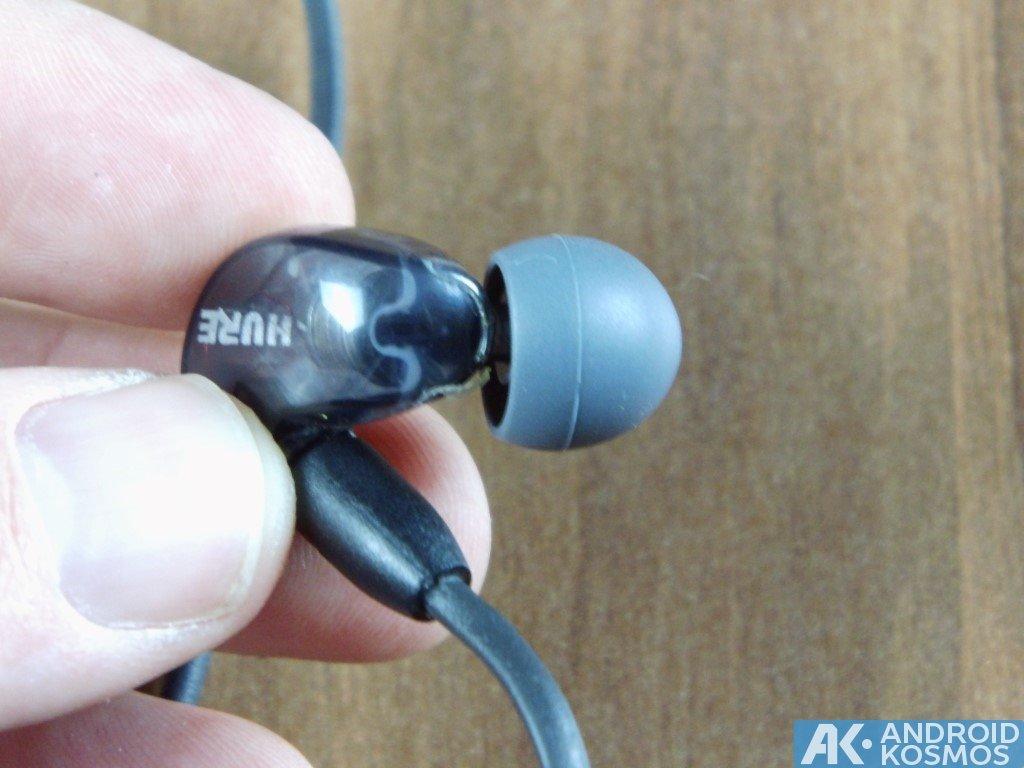 Test / Review: SHURE SE215 - In-Ear Kopfhörer mit dynamischen Bass 12
