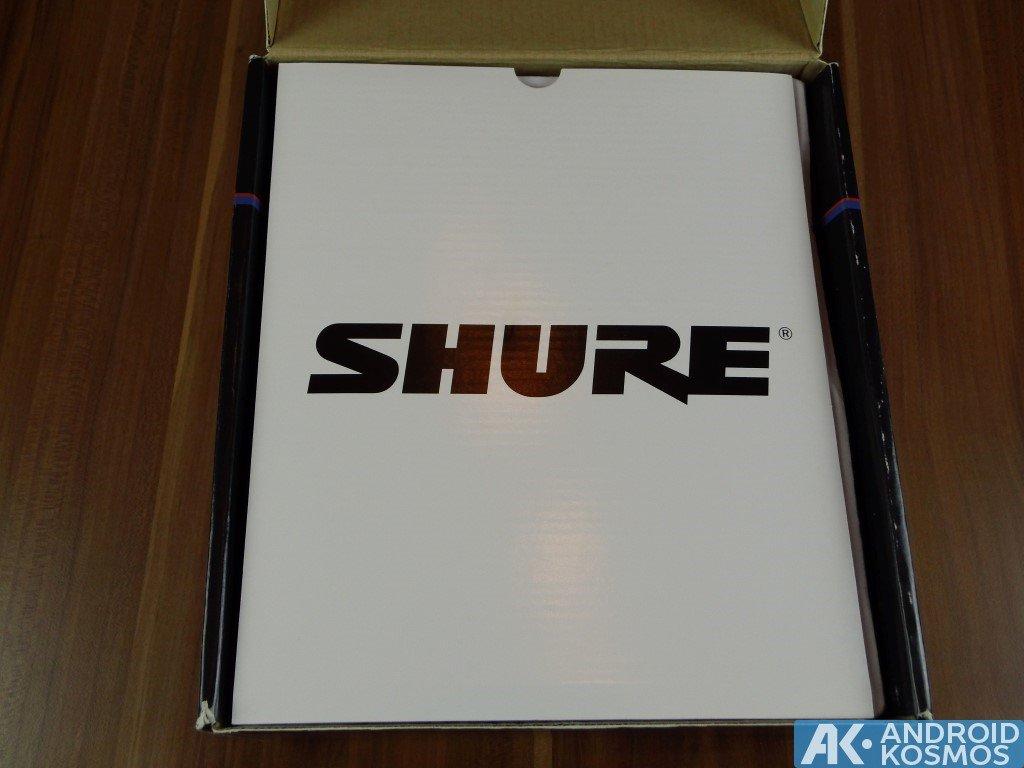 Test / Review: SHURE SRH840 - Referenz Studio Kopfhörer 24