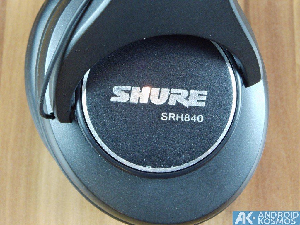 Test / Review: SHURE SRH840 - Referenz Studio Kopfhörer 34