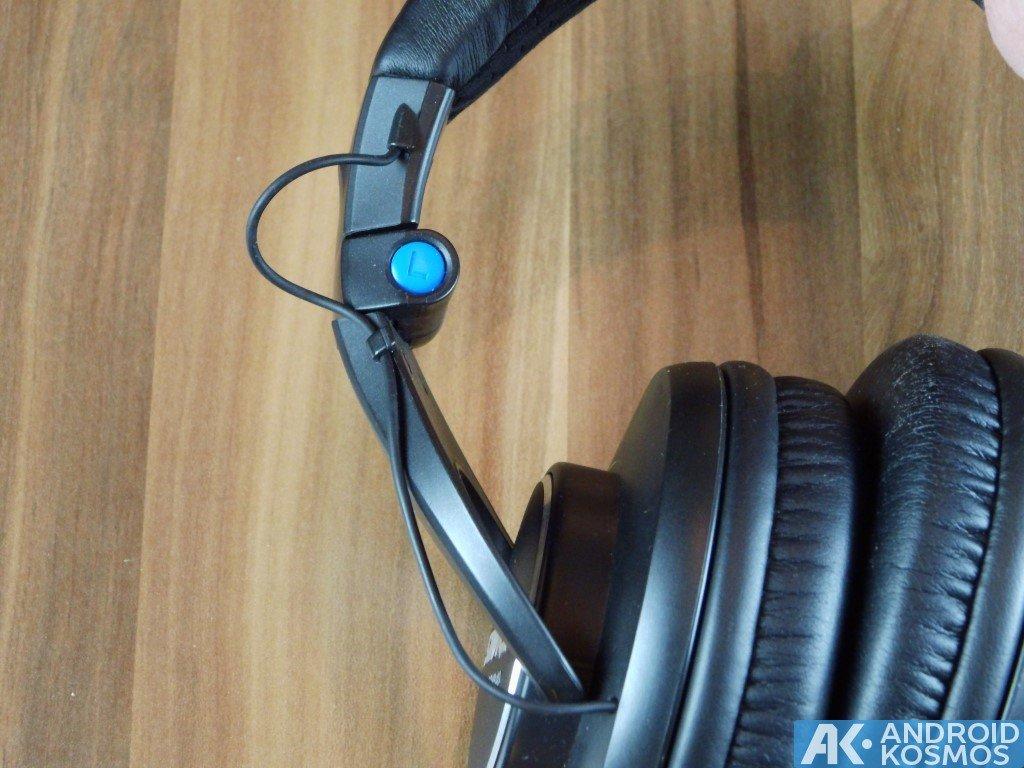 Test / Review: SHURE SRH840 - Referenz Studio Kopfhörer 5