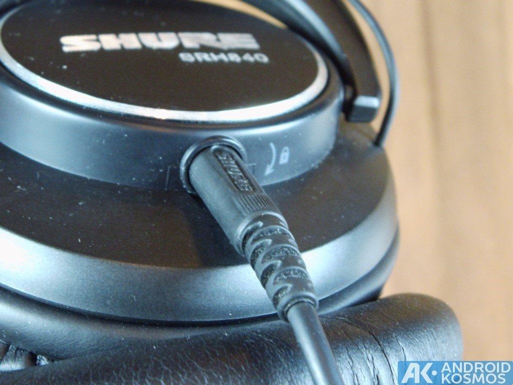 Test / Review: SHURE SRH840 - Referenz Studio Kopfhörer 16