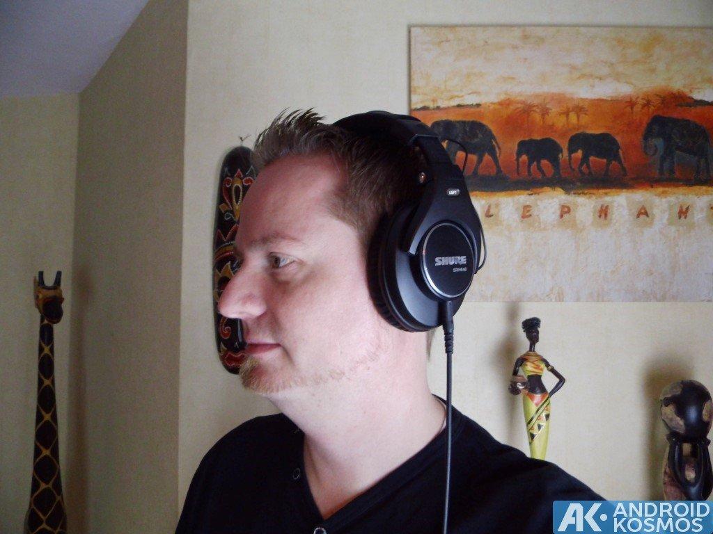 Test / Review: SHURE SRH840 - Referenz Studio Kopfhörer 17