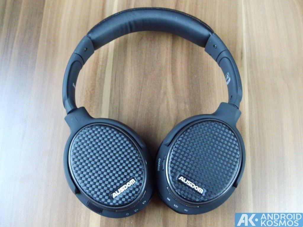 Test / Review: AUSDOM M05 - 40 Euro Bluetooth Kopfhörer 6