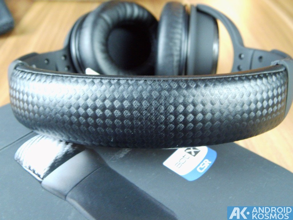 Test / Review: AUSDOM M05 - 40 Euro Bluetooth Kopfhörer 9