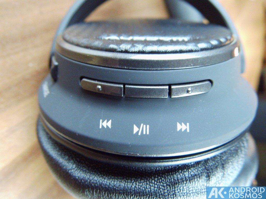 Test / Review: AUSDOM M05 - 40 Euro Bluetooth Kopfhörer 28