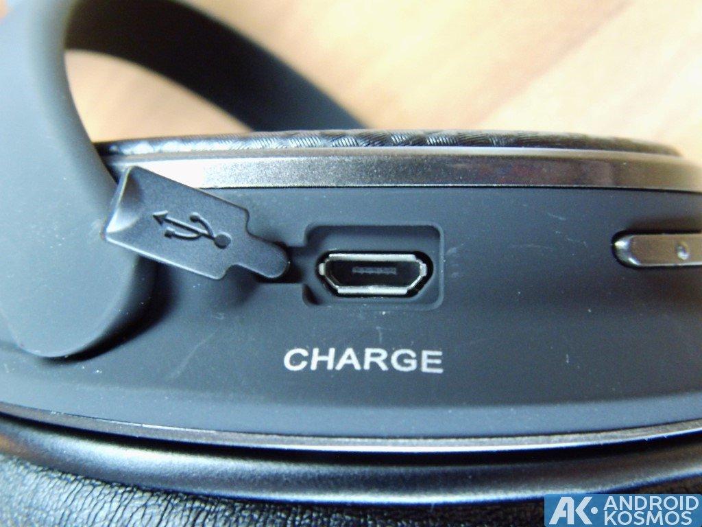 Test / Review: AUSDOM M05 - 40 Euro Bluetooth Kopfhörer 29