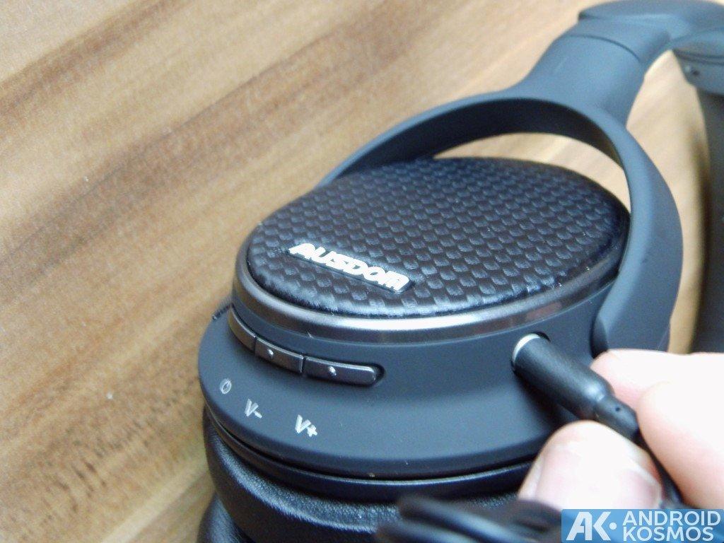 Test / Review: AUSDOM M05 - 40 Euro Bluetooth Kopfhörer 20